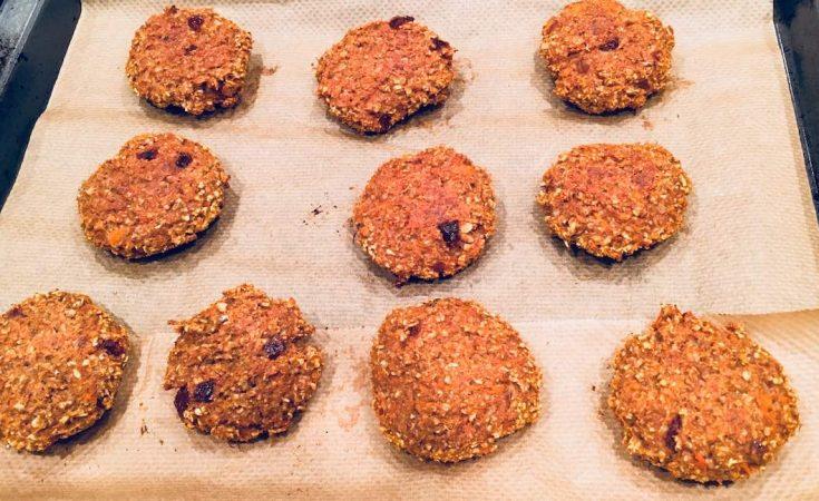 gezonde koekjes bakken zwangerschap