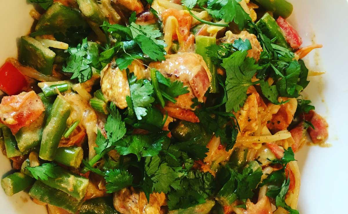 gezonde maaltijd meer groenten