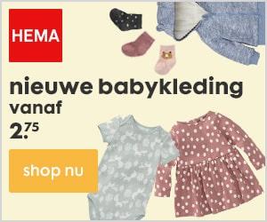 babykleding hema banner