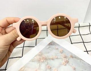 hippe zonnebril voor peuters