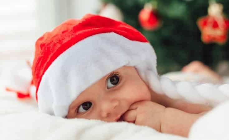 hoe baby voedingen plannen kerst