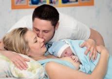 hoe gaat bevallen in moeder kind centrum