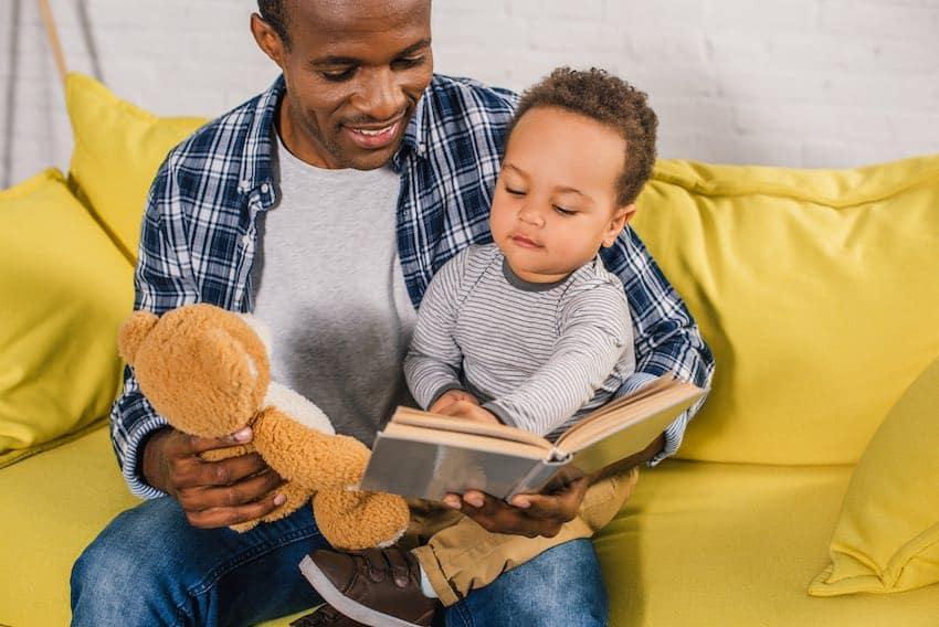 hoe leert kind praten