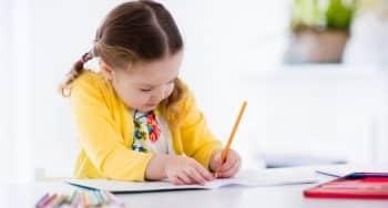 hoe thuis lesgeven aan je kleuter