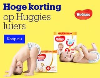 huggies banner voordeel