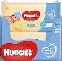 huggies pure beste billendoekjes