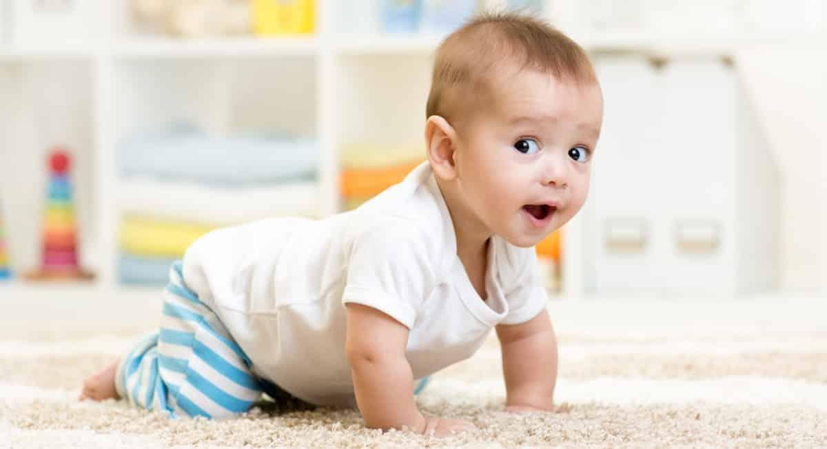 huis veilig maken voor baby