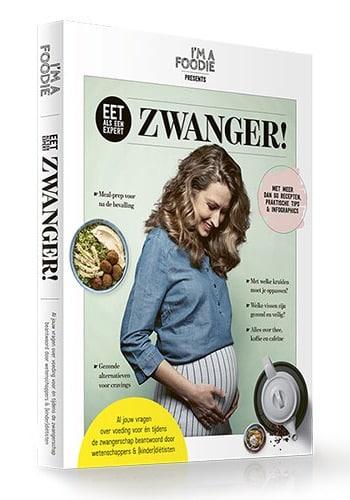 iamafoodie boek eet als expert zwanger