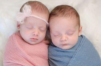 inbakenen of inbakeren baby