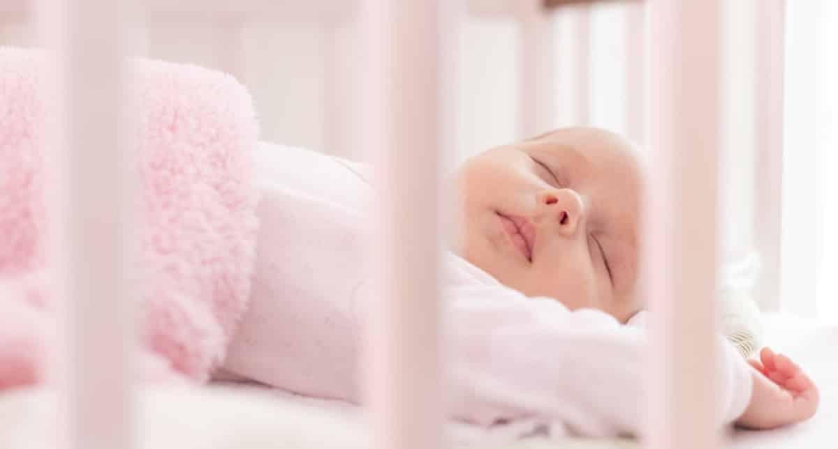 informatie over het slapen van de baby