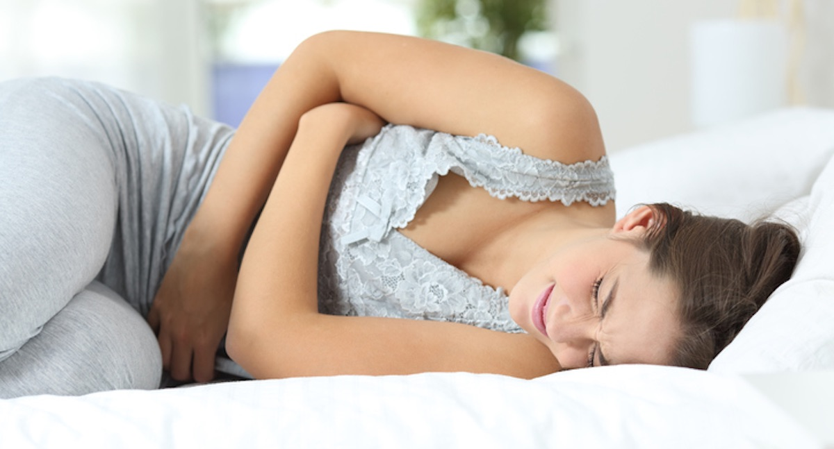 innestelingspijn voelen symptomen innesteling