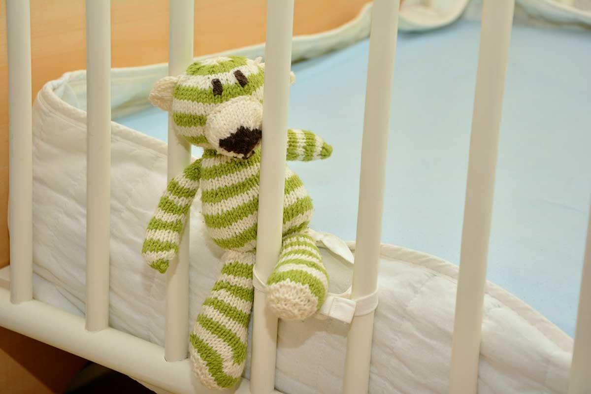 inrichten babykamer knuffels