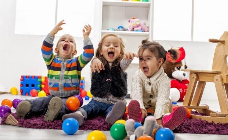 is kinderopvang goed voor een kind