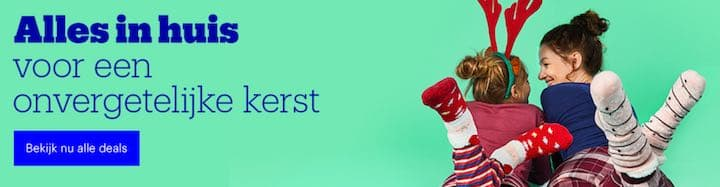 kerst banner bol.com