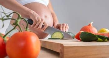 afvallen na bevalling