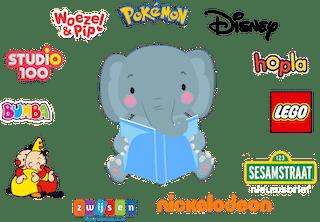 kinderboeken abonnement boekskes