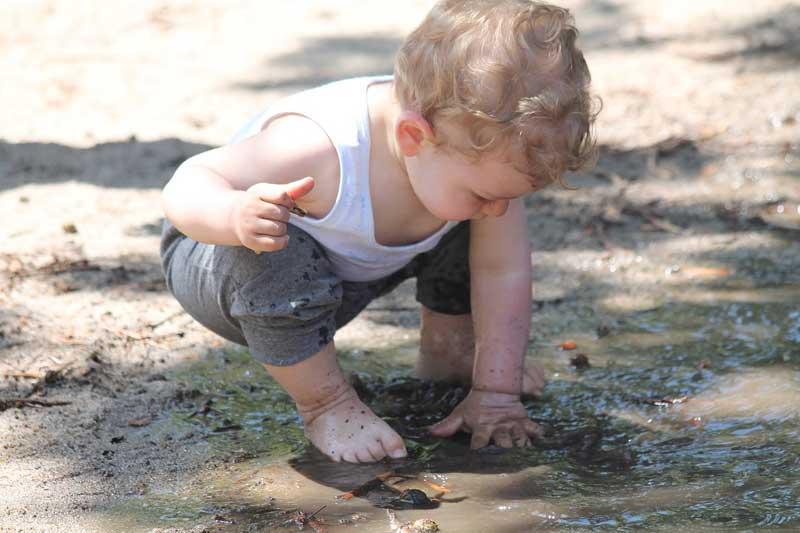 kinderopvang ontdekkend leren