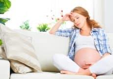 klachten en zwangerschapskwaaltjes per week
