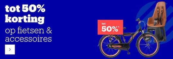 korting fietsstoeltjes