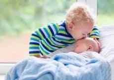 leeftijdsverschil tussen eerste en tweede kind