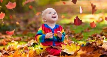 leuke dingen om te doen in herfst met baby kind