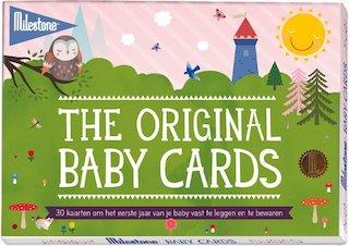 leuke milestone babycards