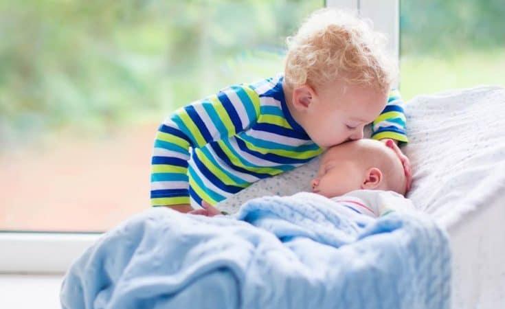 leuke momenten en ideeën voor babyfoto's