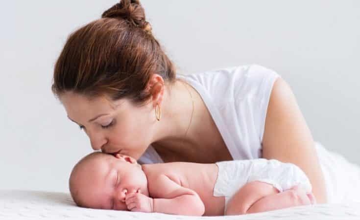 leukste mijlpalen van een baby vastleggen
