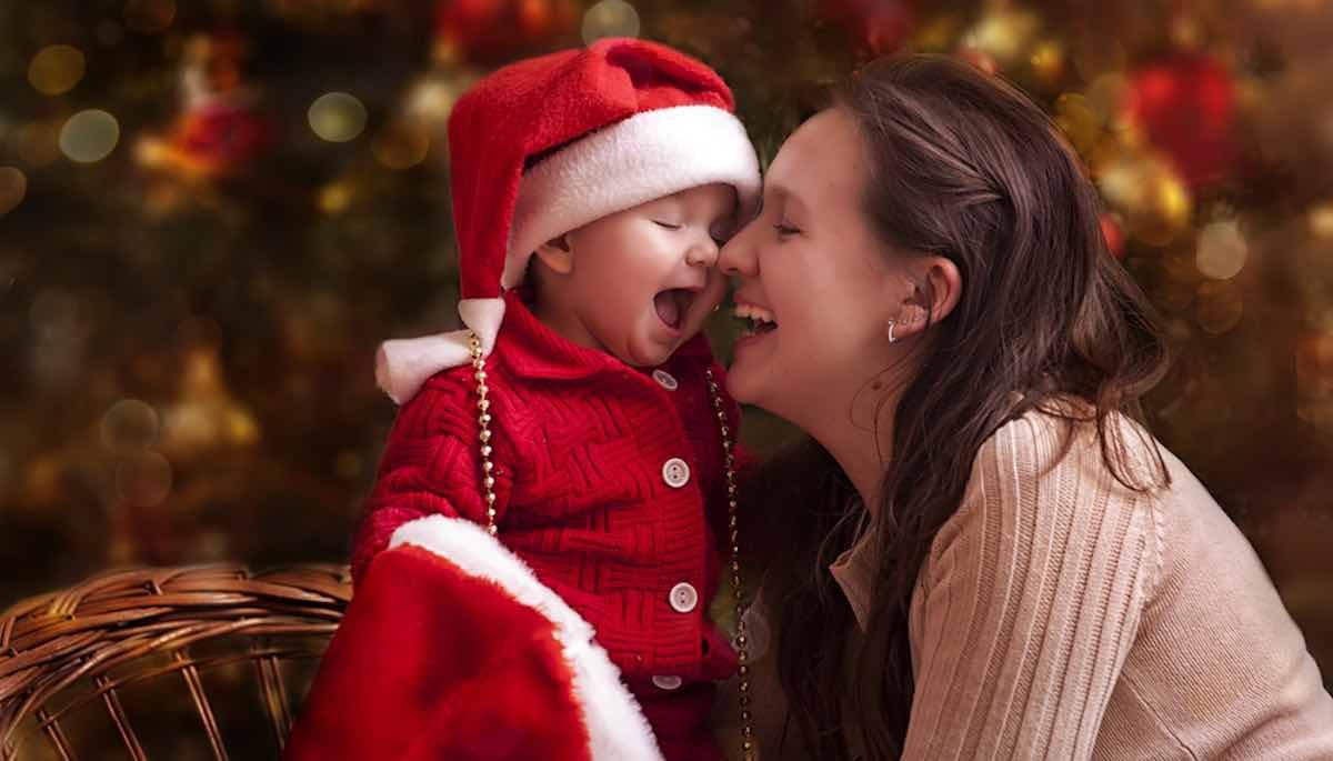 leukste newborn kerstkleding