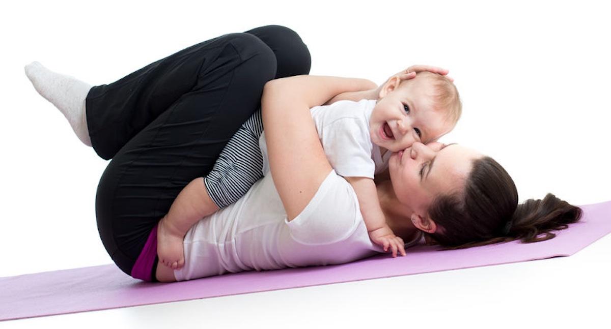 onverklaarbaar gewichtsverlies na bevalling