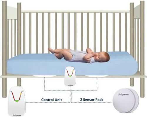 luvion babysense werking