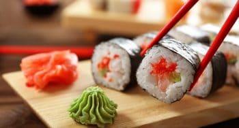 mag je sushi eten tijdens zwangerschap