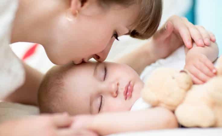 magnetron knuffel veilig voor baby