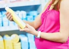 cosmetica tijdens de zwangerschap