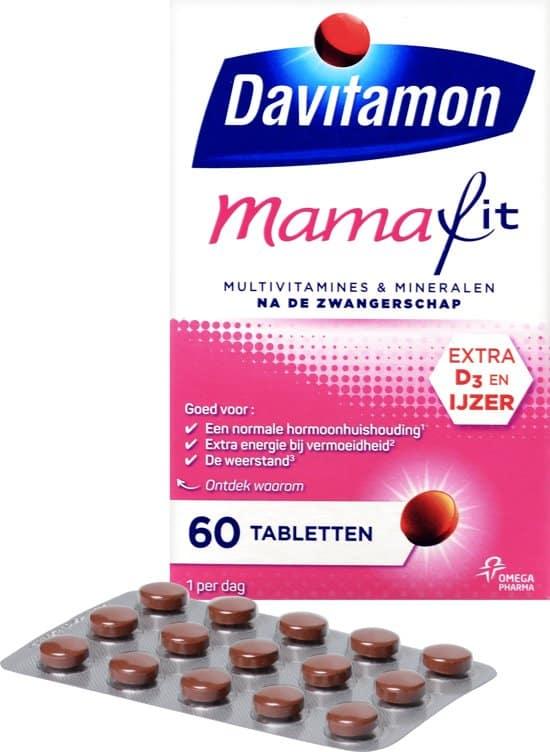 mamafit multivitamine