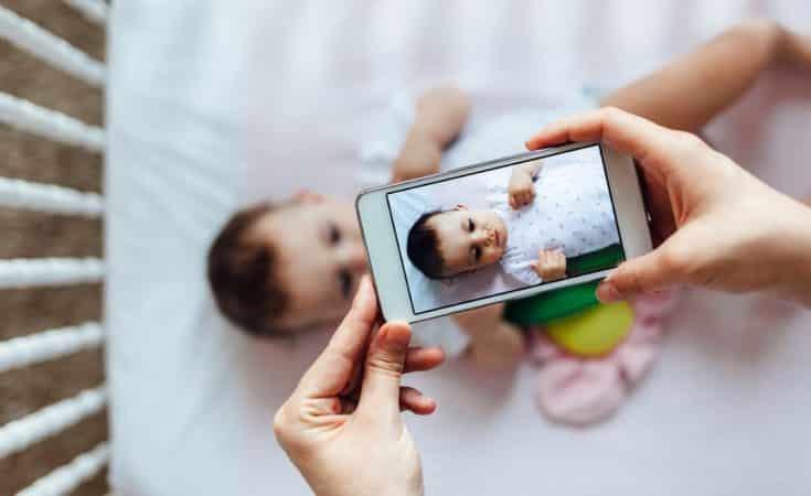 manieren baby herinneringen bewaren