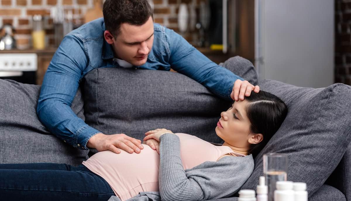meest voorkomende complicaties tijdens zwangerschap