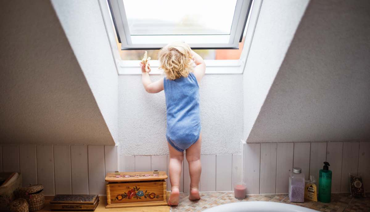 meest voorkomende kinderongevallen