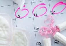 menstruatiecyclus dagen