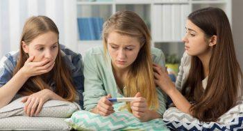 minderjarig en zwanger tips