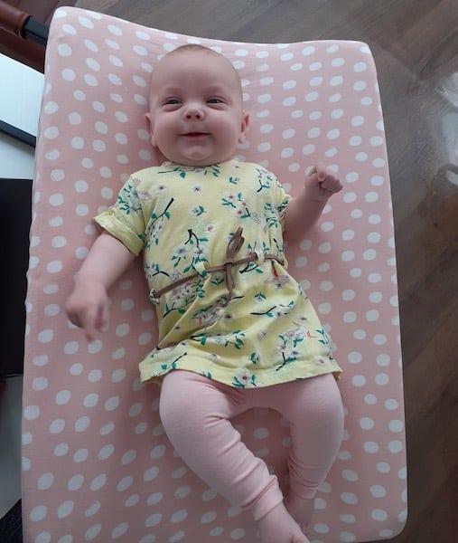 myrah 3 maanden