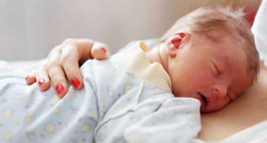 na de bevalling stolsels verliezen en vloeien