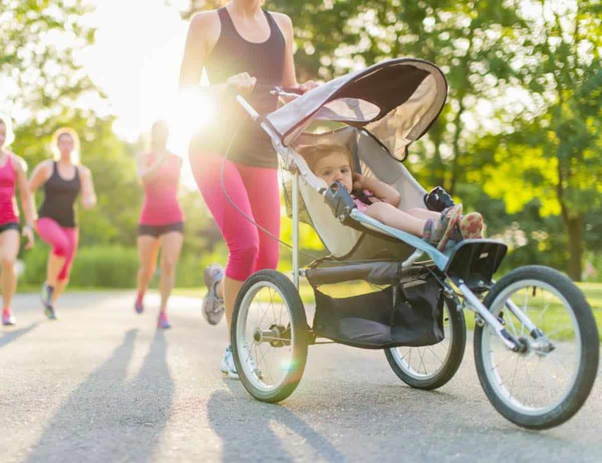 na hoeveel weken sporten na de zwangerschap