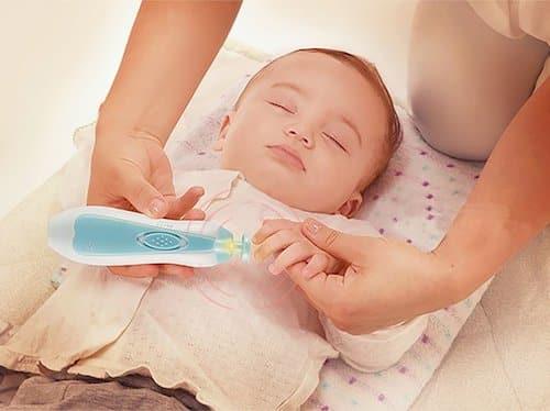 nageltrimmer baby
