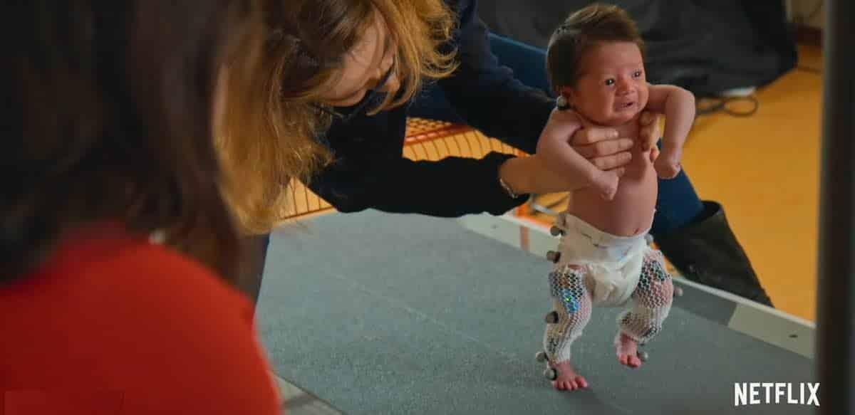netflix serie over baby