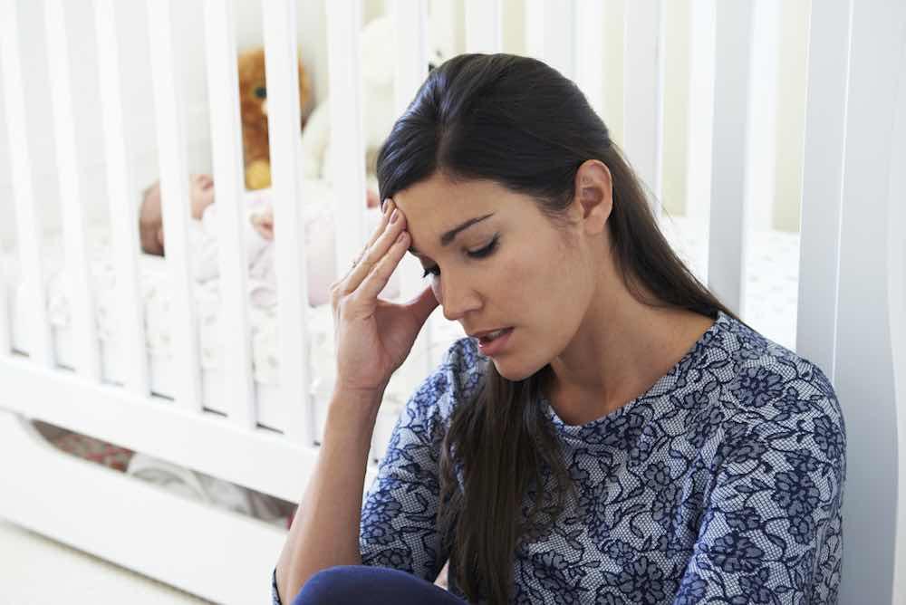 niet genoten van de zwangerschap