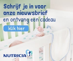 Nutricia nieuwsbrief banner