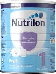 nutrilon koemelkallergie flesvoeding