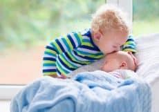 onderzoek het jongste kind uit een gezin het vervelendste is