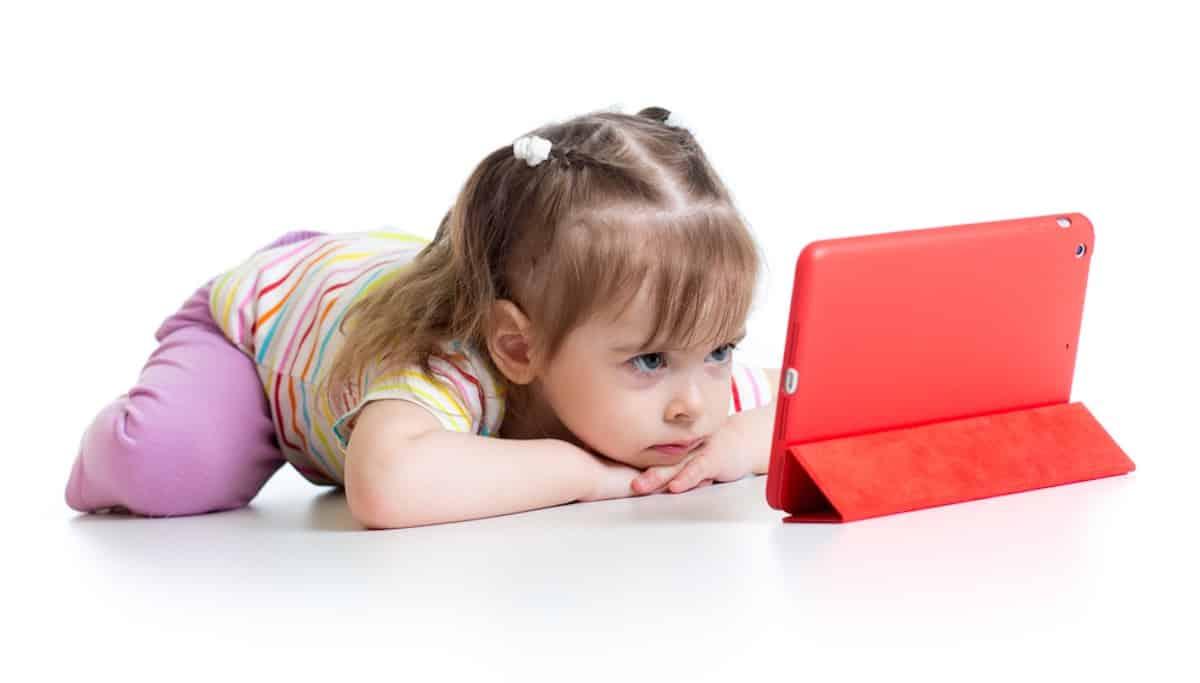 onderzoek mediagebruik kleine kinderen